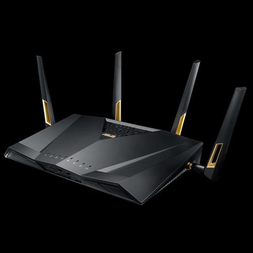 ASUS Wireless-AX6000 Dual Band Gigabit Router RT-AX88U