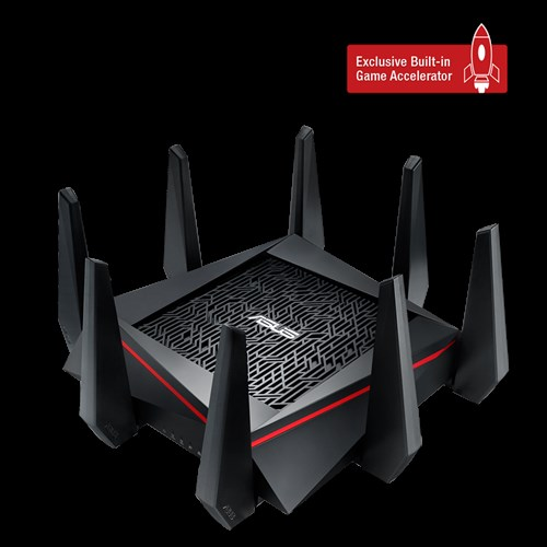 ASUS RT-AC5300 - Tri-band Gigabit router