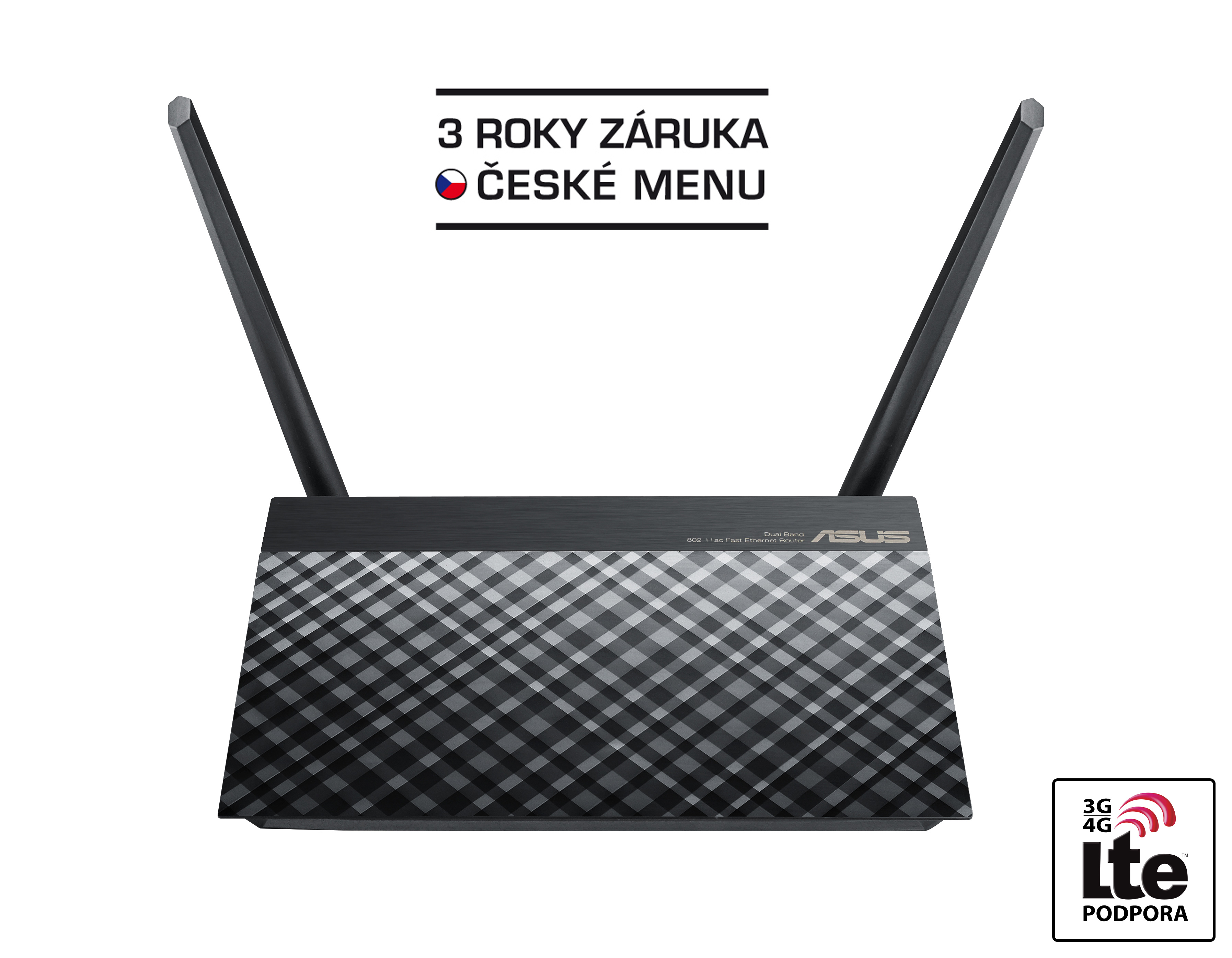 ASUS Dual-Band Wi-Fi Router RT-AC750
