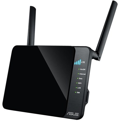 ASUS N300 LTE Modem Router 4G-N12