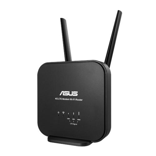 ASUS 4G-N12 B1 - N300 LTE Modem Router - 90IG0570-BM3200