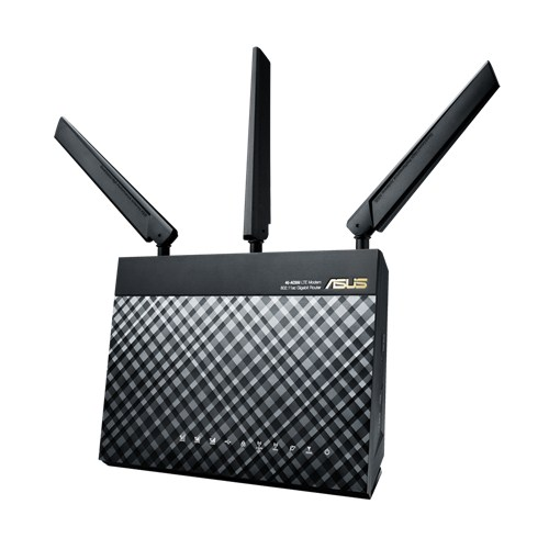 ASUS dual band router 4G-AC55U