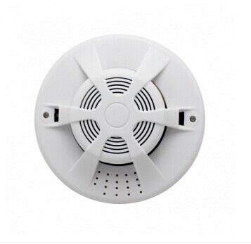 iGET SECURITY P14 - bezdrátový detektor kouře,norma EN14604:2005,samostatný nebo pro alarm M3B a M2B - SECURITY P14