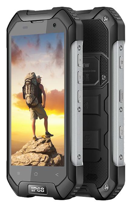 "iGET Blackview BV6000 - 4.7"" odolný IP68, LTE,32GB"