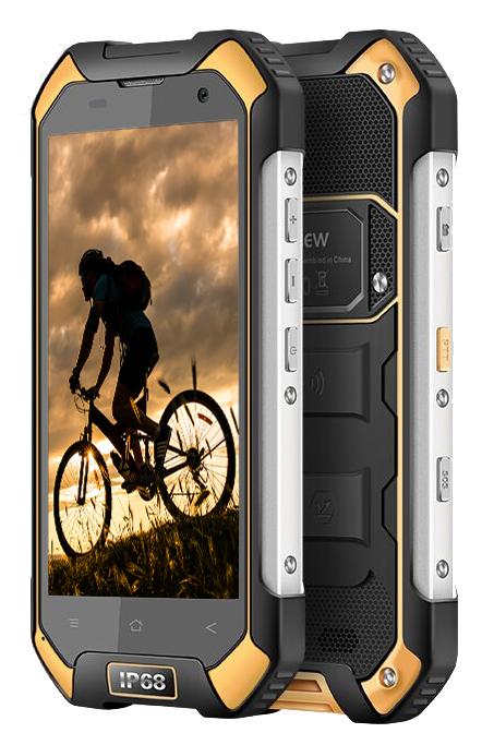 iGET Blackview BV6000s - 4.7odolný IP68, LTE,16GB
