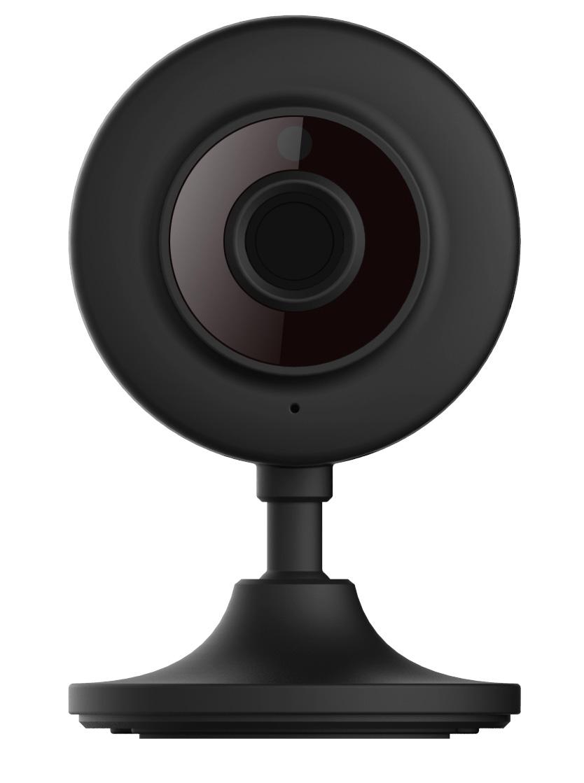 iGET SECURITY M3P20v2 - WiFi IP HD 720p kamera, noční přísvit, microSD slot, pro alarmy M3 a M4