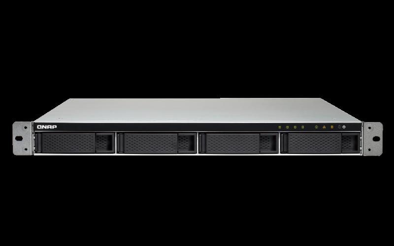 QNAP TS-432XU-RP-2G (1,7GHz/ 2GB RAM/ 4x SATA/ 2x GbE/ 2x 10GbE SFP+/ 1x PCIe/ 4x USB 3.0/ 2x zdroj) - TS-432XU-RP-2G
