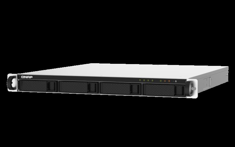 QNAP TS-432PXU-2G (1,7GHz / 2GB RAM / 4x SATA / 2x 2,5GbE / 2x 10GbE SFP+ / 1x PCIe / 4x USB 3.2)