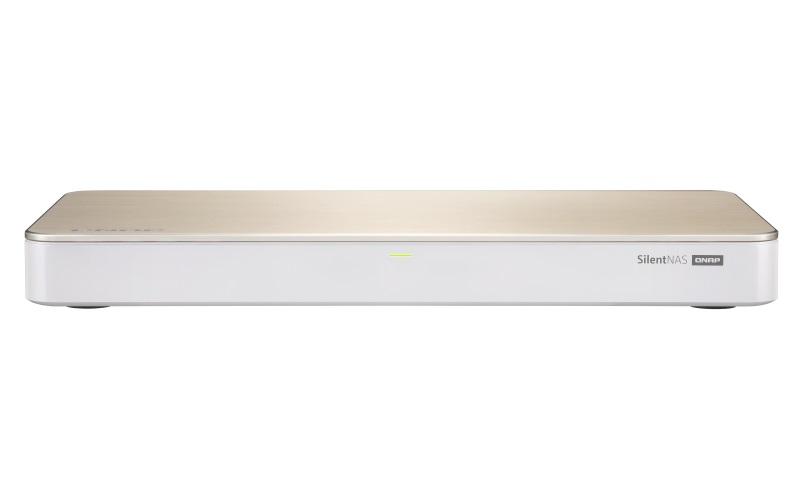 QNAP HS-453DX-8G (2,5GHz / 8GB RAM / 2xSATA / 2xM.2 SATA slot / 1xGbE / 1x10GbE / 2xHDMI 4K / tichý)