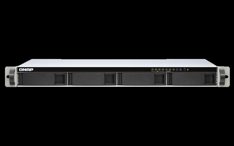 QNAP TS-451DeU-2G (2,0GHz / 2GB RAM / 4x SATA / 2x M.2 / 2x 2,5 GbE / malá hloubka)