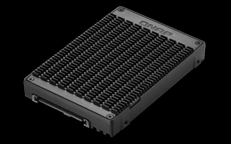 QNAP adaptér QDA-UMP (1x M.2 PCIe NVMe SSD slot v 2,5' U.2 PCIe NVMe SSD rámečku)