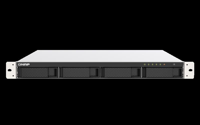 QNAP TS-453DU-4G (2,7GHz / 4GB RAM / 4x SATA / 2x 2,5GbE / 1x PCIe slot / 1x HDMI / 4x USB porty)