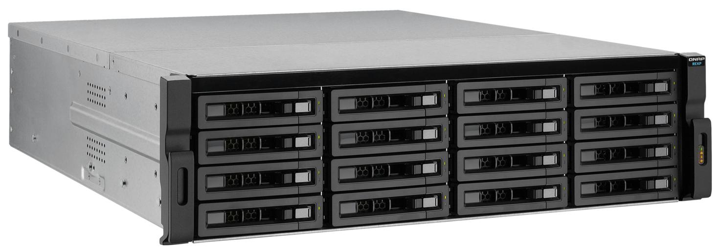 QNAP REXP-1620U-RP (16 x5'' & 3.5'' SAS 12Gbps)