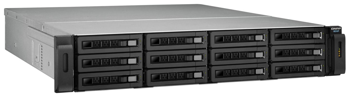 QNAP REXP-1220U-RP (12 x5'' & 3.5'' SAS 12Gbps)