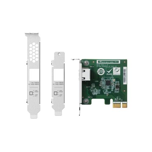 QNAP QXG-2G1T-I225 - 2,5GbE PCIe karta pro PC i NAS - QXG-2G1T-I225