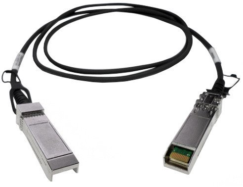 SFP+ 10GbE twinaxial direct attach cable, 3.0M, S/N and FW update - CAB-DAC30M-SFPP