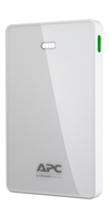 APC Mobile Power Pack, 10000mAh Li-polymer, White ( EMEA/CIS/MEA)