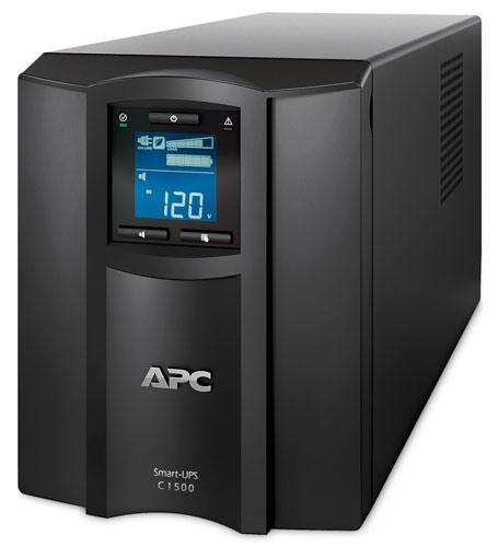 APC Smart-UPS C 1500VA LCD 230V with SmartConnect - SMC1500IC