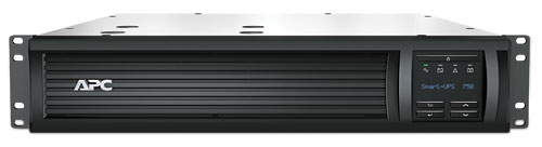APC Smart-UPS 750VA LCD RM 2U 230V w N.C. promo25