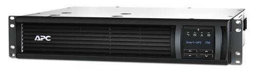 APC Smart-UPS 750VA LCD RM 2U 230V Smart Connect, - SMT750RMI2UC
