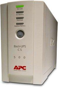 APC Back-UPS CS 500I, promo 7