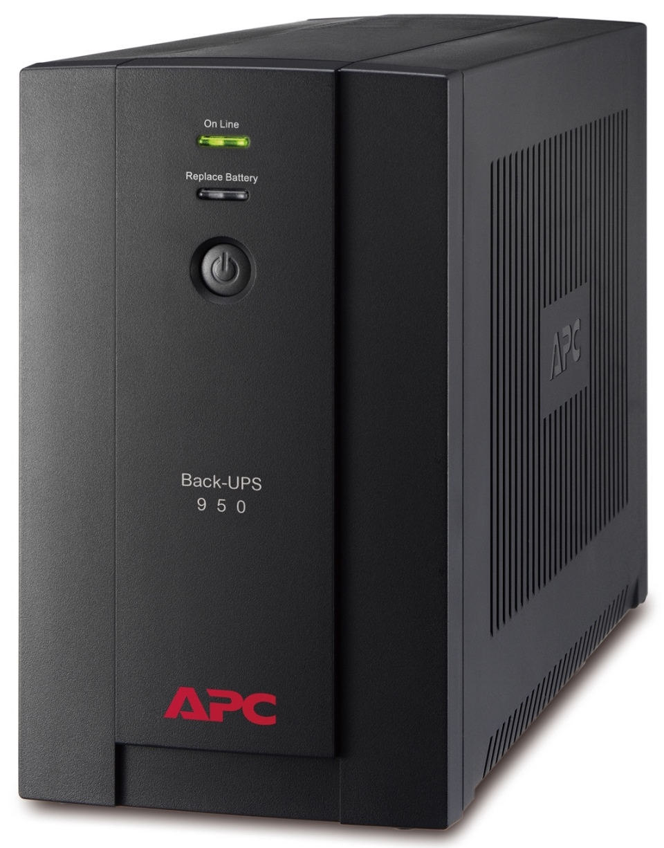 APC Back-UPS 950VA, 230V, AVR, IEC Sockets