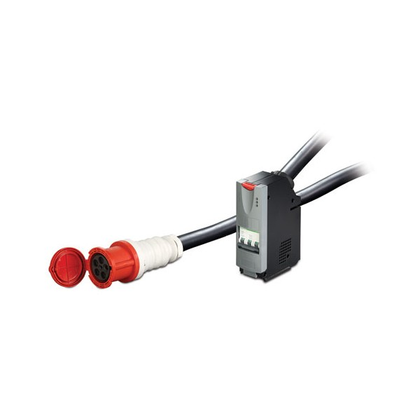 APC IT PD Module 3 Pole 5 Wire 63A IEC309 200cm