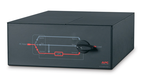 APC Service Bypass Panel- 230V, 100A, MBB, Hardwir