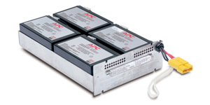 Battery replacement kit RBC24