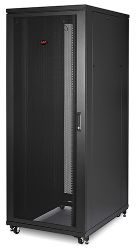 NetShelter SV 48U 800mm/1200mm Deep enclosure