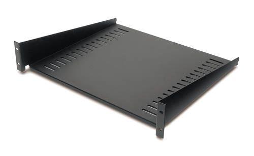 Fixed Shelf - 50lbs/23kg, Black