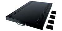 Sliding Shelf 100lbs/45.5kg Black