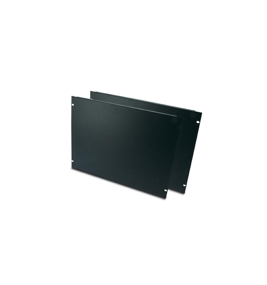 8U Blanking Panel Kit 19'' Black