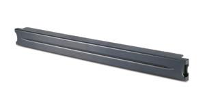 APC 1U 19'' Black Modular Toolless Blanking Panel