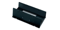 PDU Shielding Trough 600mm wide Black