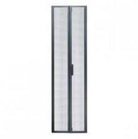NetShelter VX Split Rear Doors 47U 600mm Wide Blac