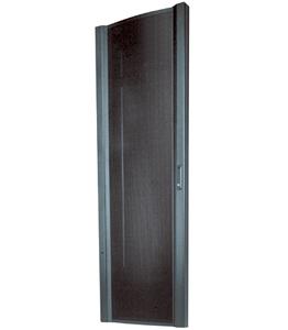 NetShelter VX-VS 42U External Baying Kit Black