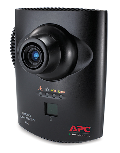 APC NetBotz Room Monitor455 (w.120/240V PoE Injec)