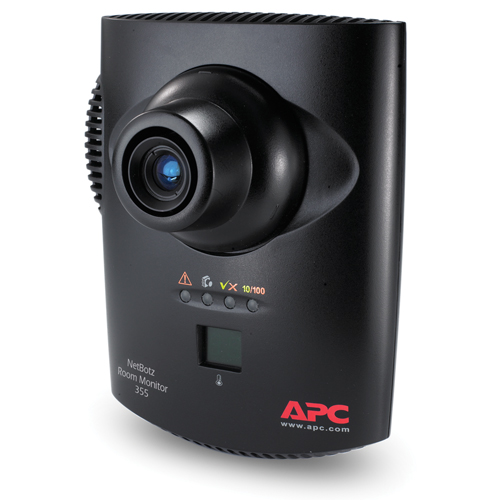 APC NetBotz Room Monitor 355(without PoE Injector)