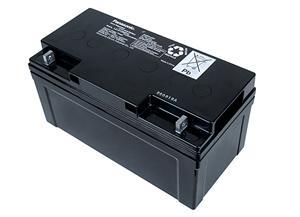 Panasonic olověná baterie LC-X1265PG 12V/65Ah M6