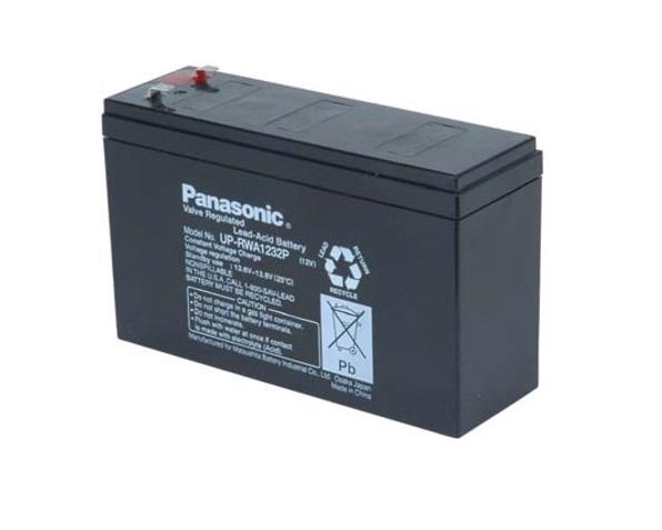 Panasonic olověná baterie UP-VWA1232P2 12V-32W/čl