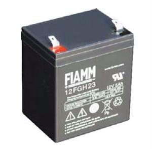 Fiamm olověná baterie 12 FGH 23 12V/5Ah faston 6,3