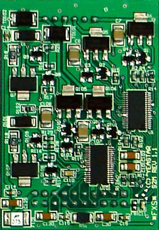 Yeastar MyPBX S2 modul 2xFXS port pro 2 analogové telefony - 10000313
