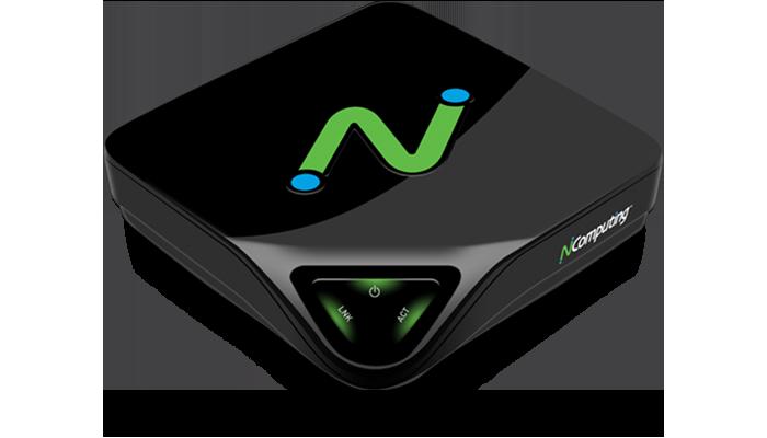 nStation L350 - Windows terminál