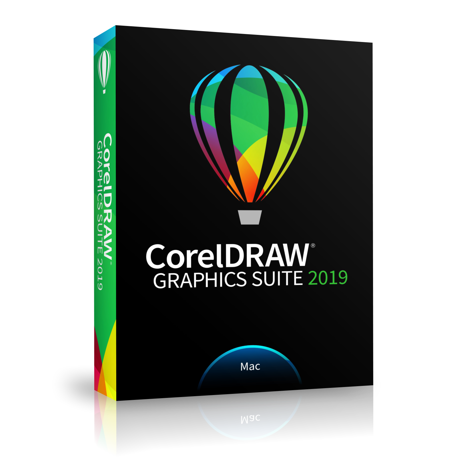 CorelDRAW Graphics Suite 2019 Mac (box) CZ