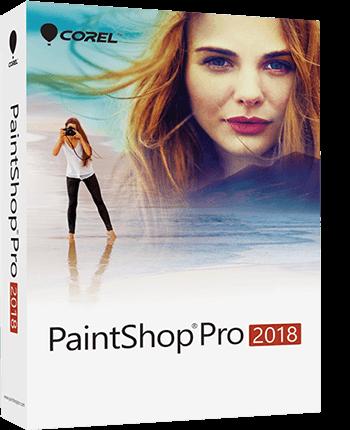PaintShop Pro 2018 Eng