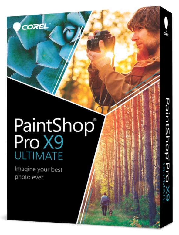 PaintShop Pro X9 ULTIMATE Eng