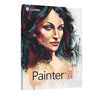 Painter 2018 Upgrade Eng