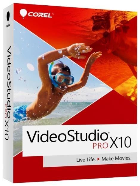 VideoStudio Pro X10 ML Eng