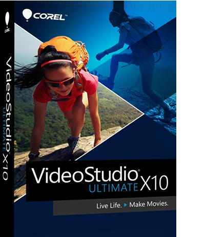 VideoStudio Pro X10 ULTIMATE Eng
